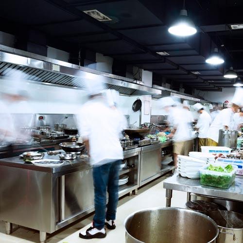 Limpieza De Cocinas | Curso Profesional De Limpieza De Cocinas Colectivas Accion