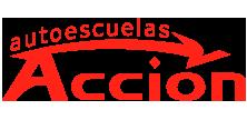 Autoescuelas Acción Logo