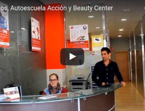 40 Grados, Autoescuela Acción y Beauty Center