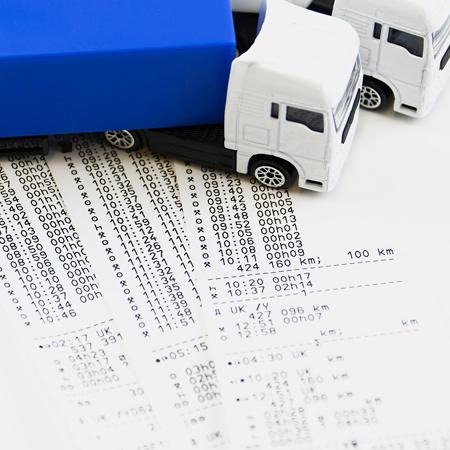 Uso y manejo del tacógrafo digital